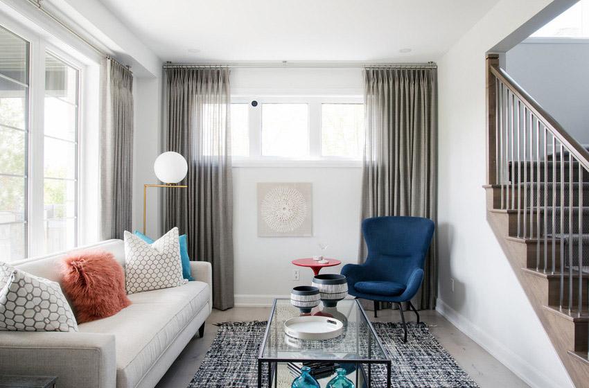Dahlia - Single Family Home - Living Room