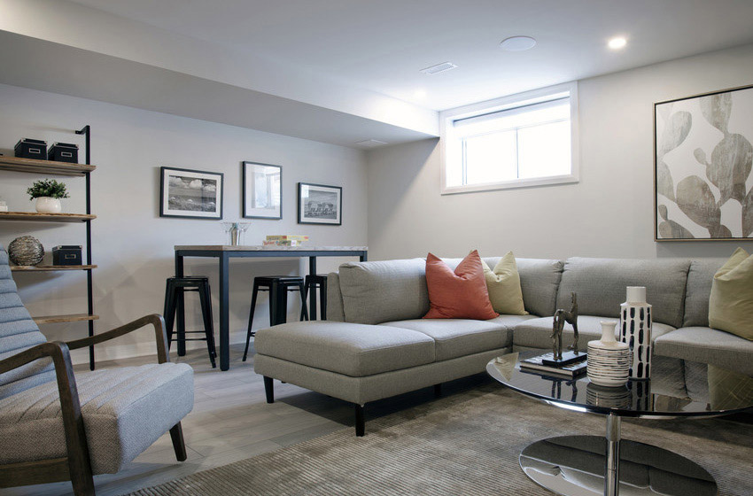 Monterey End - Executive Townhome - Basement