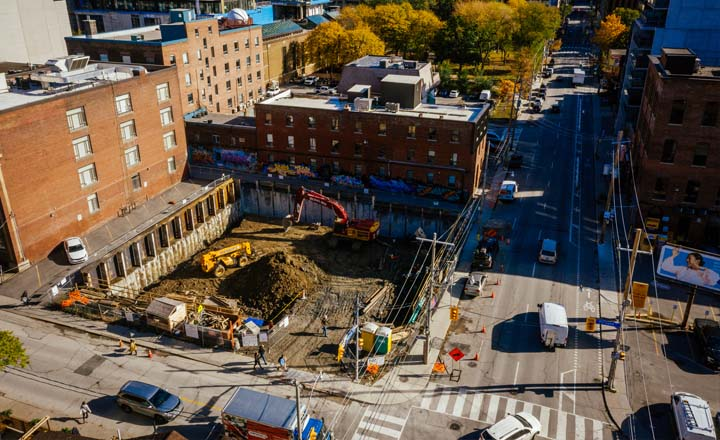 123 Portland Advancing Through Construction Milestones
