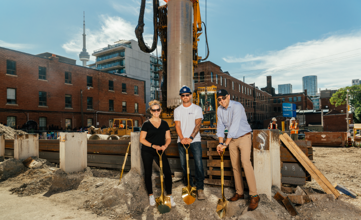 123 Portland in King West Breaks Ground