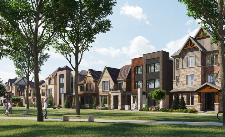Minto Communities GTA wins six Ontario Home Builders' Association Awards