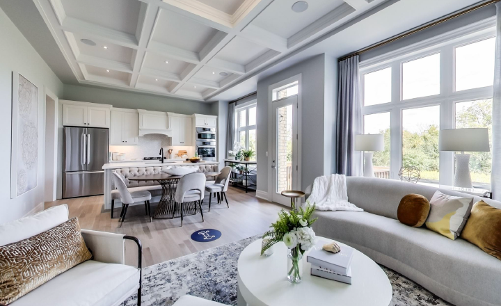 Ivy Ridge debuts new model homes in Whitby