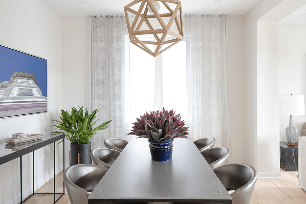 Brookline – Clairmont: Dining Room – Single Family Home