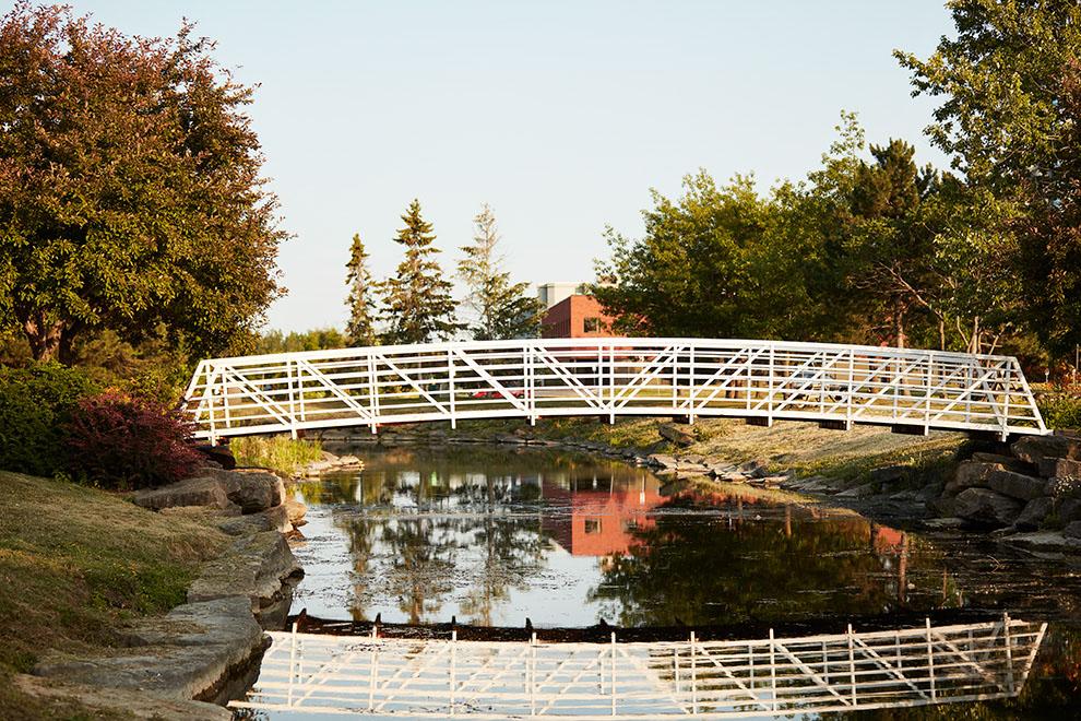 Enjoy a scenic stroll through our future Kanata North community