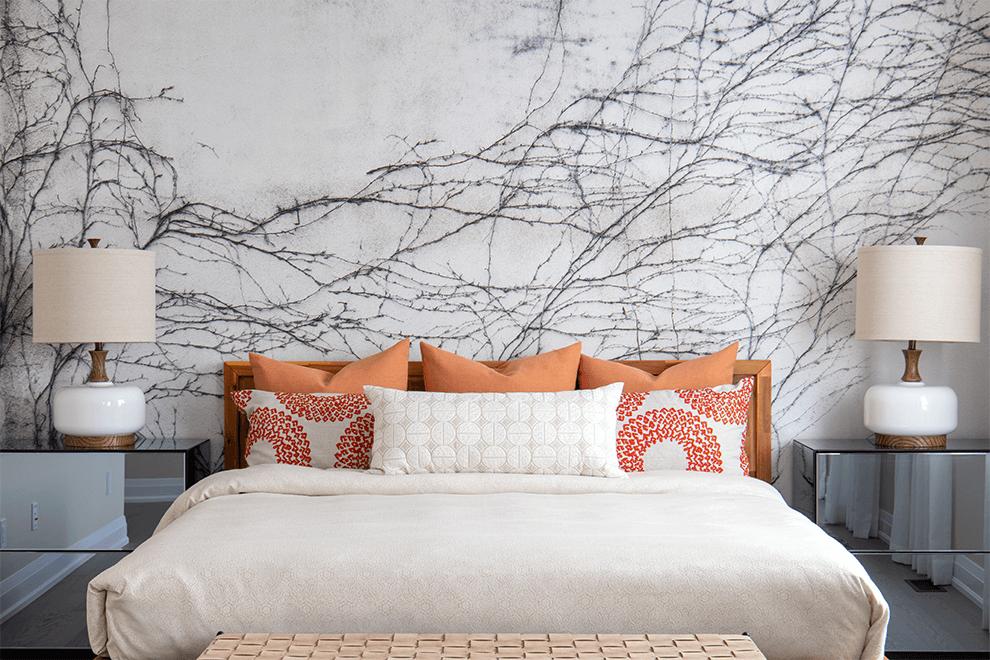 Brookline – Quinton: Bedroom – Single Family Home