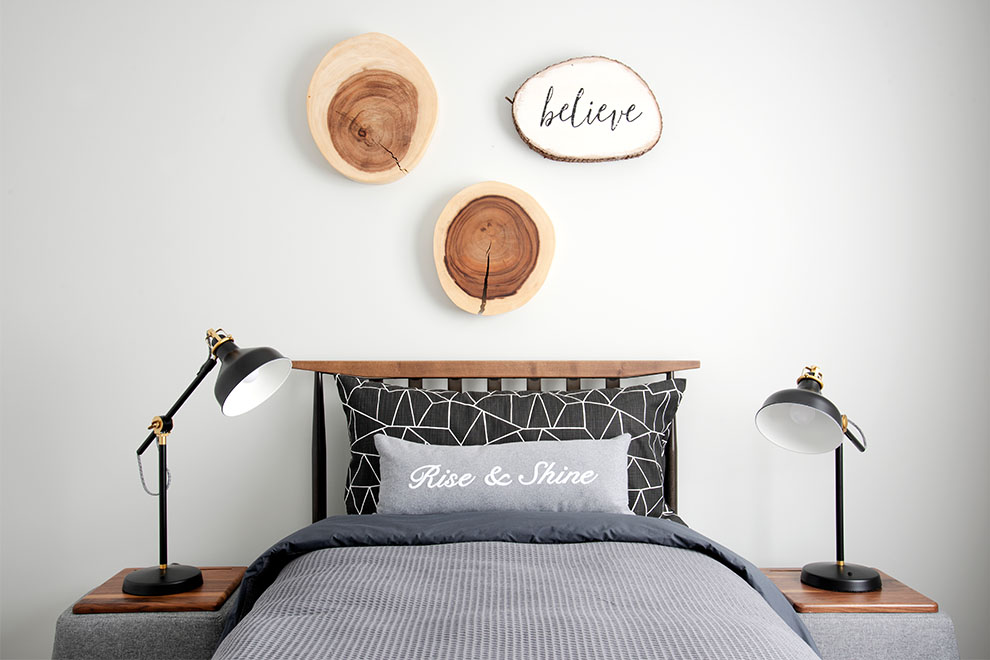 Kanata North –Tahoe: Bedroom – Executive Townhome
