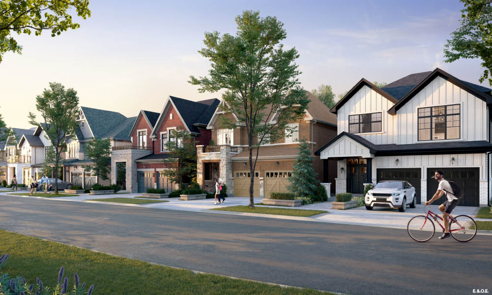 Detached Homes In Oshawa