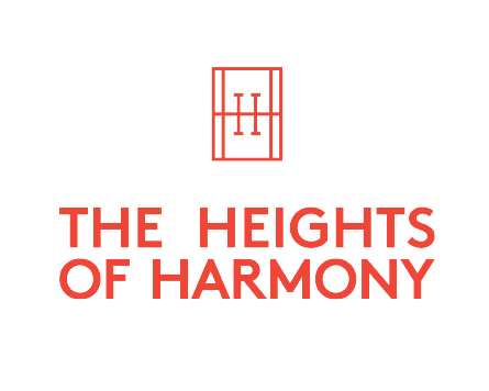 The Heights of Harmony Logo
