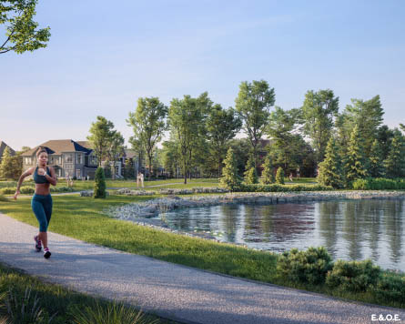 New Community in North Oshawa
