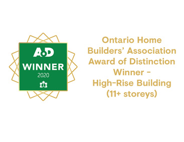 2020 OHBA's Award of Distinction
