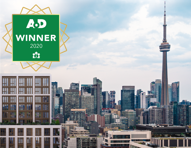 OHBA Awards of Distinction 2020 Winner