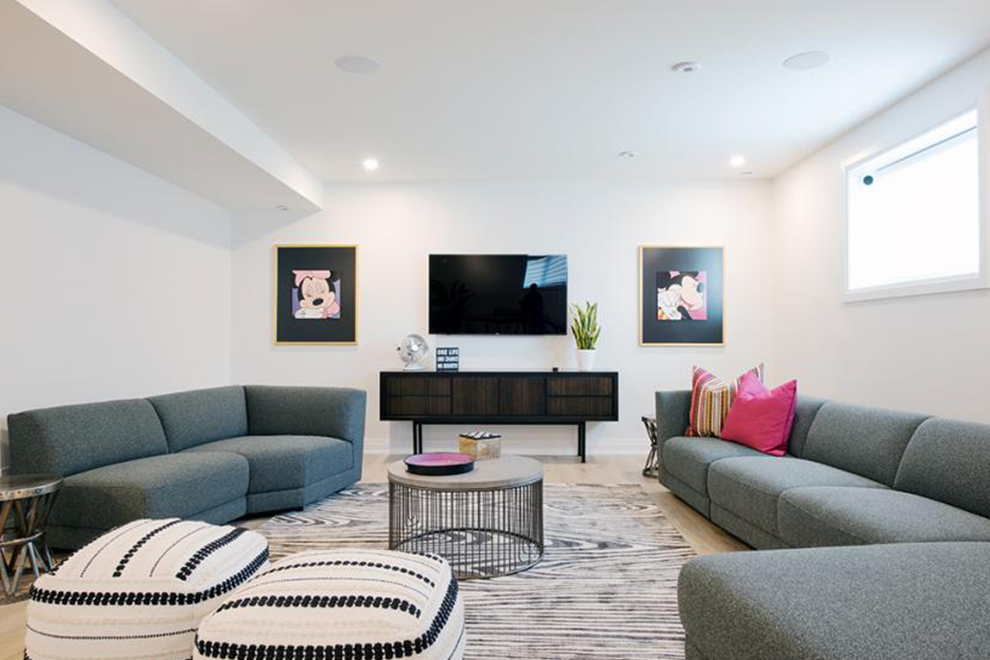Noble - 45' Single Family Home - Basement - Mahogany, Manotick