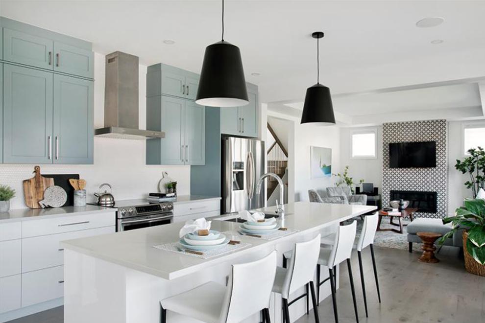Dahlia - 52' Single Family Home - Kitchen - Mahogany, Manotick