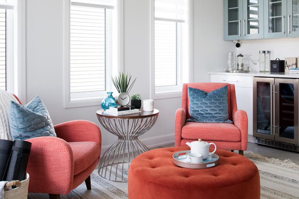 Dahlia - 52' Single Family Home - Casual Sitting Area - Mahogany, Manotick