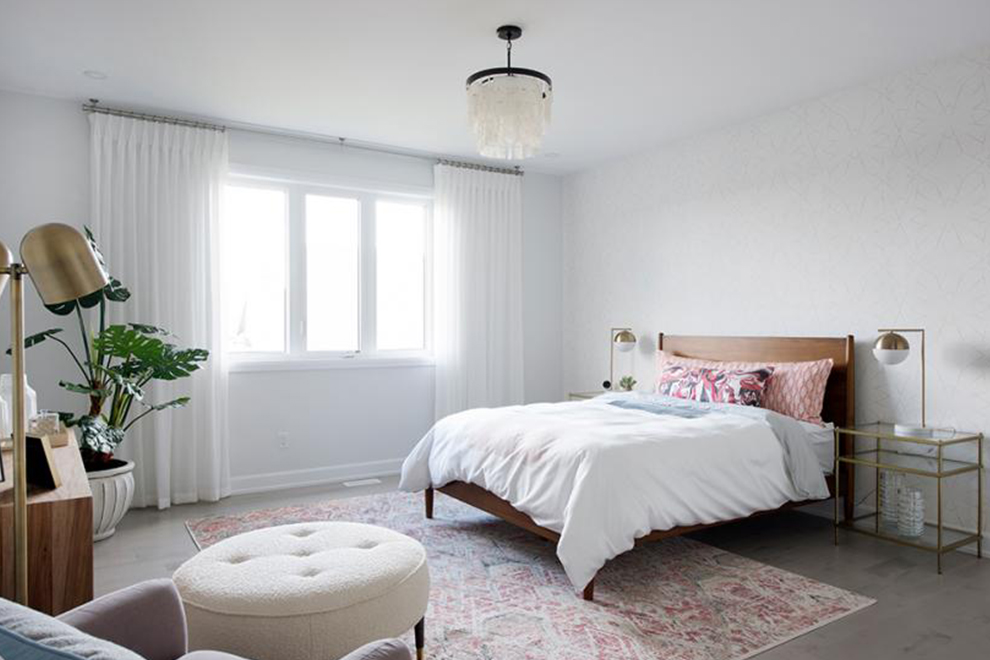 Dahlia - 52' Single Family Home - Master Bedroom - Mahogany, Manotick