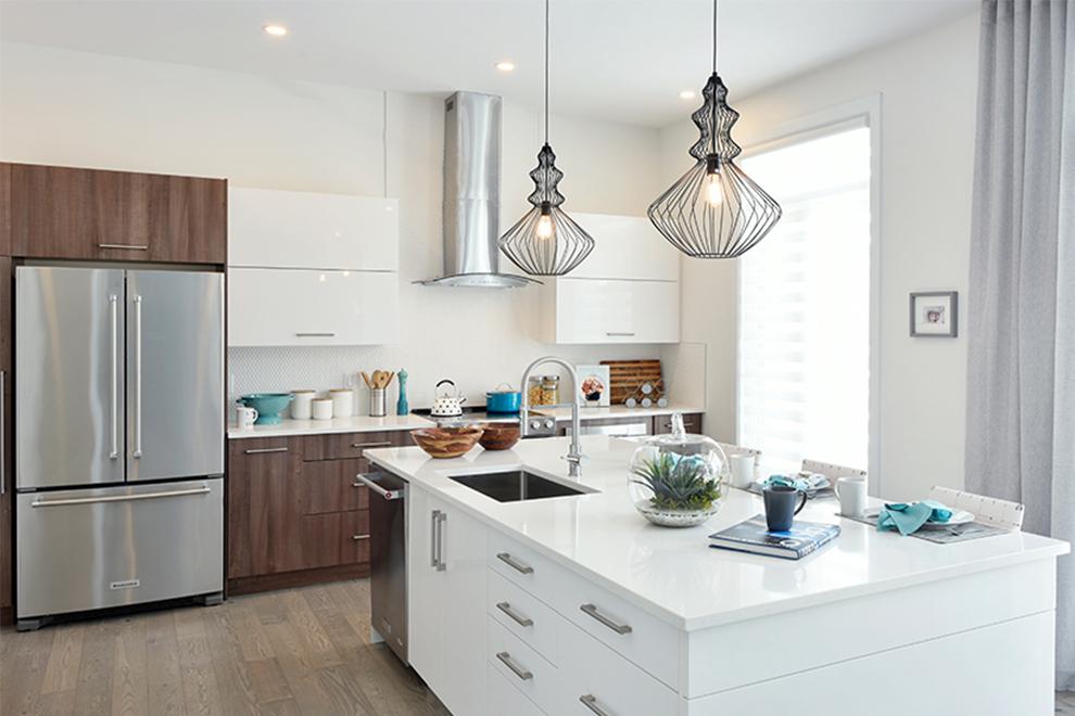 Heartwood - 45' Single Family Home - Kitchen - Mahogany, Manotick