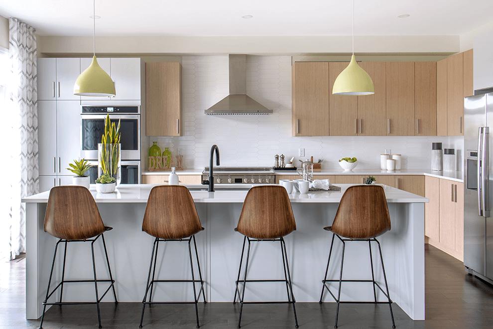Quinn's Point – Stanley: Kitchen – Single Family Home