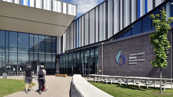 Barrhaven Minto Rec Centre