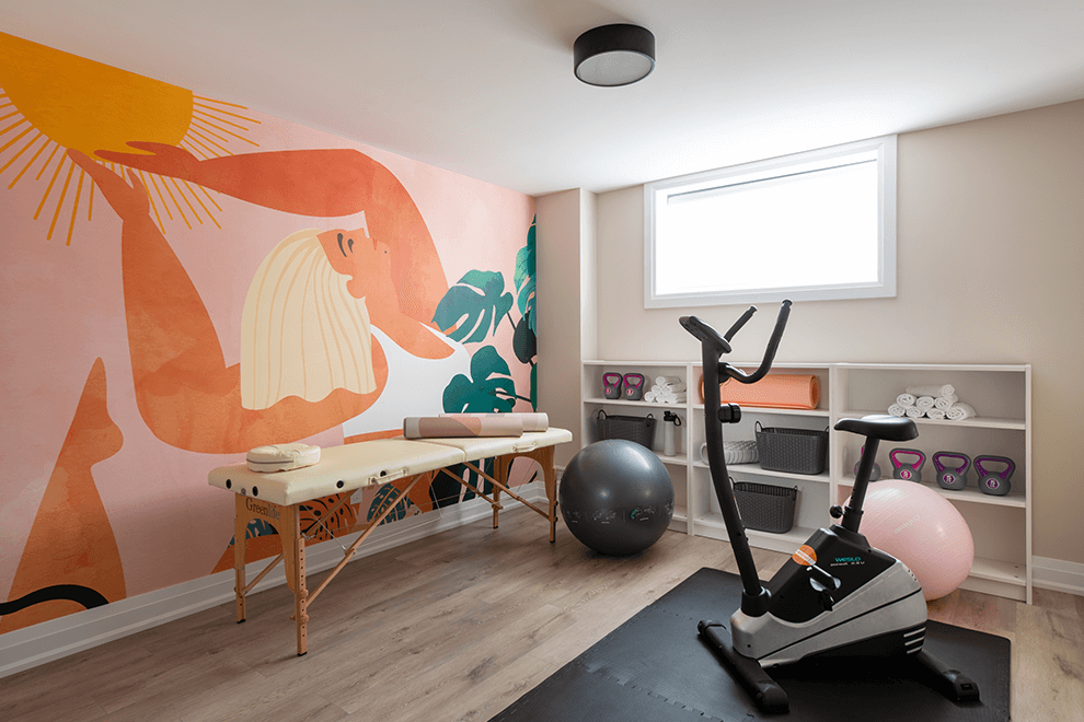 Quinton Gym, Minto Communities Ottawa