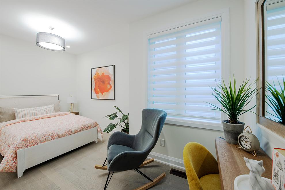 Quinton Guest Bedroom, Minto Communities Ottawa