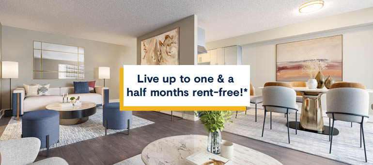 Apartments for rent in Mississauga