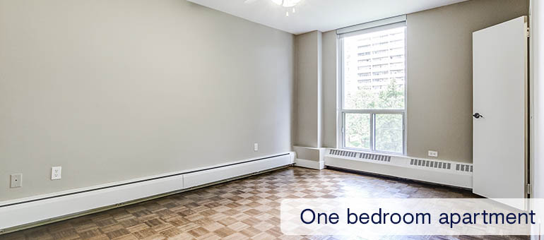 Apartments available for rent in High Park Village