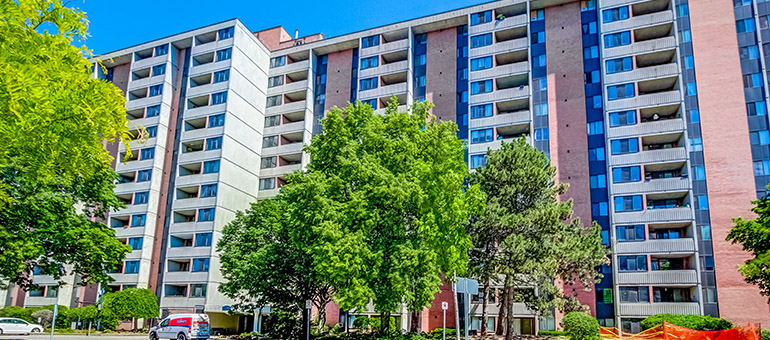 Apartment for rent in Oakville Sheridan