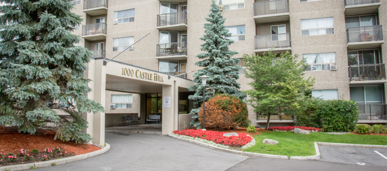 Castle Hill in Ottawa for rent