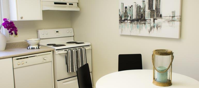 South Centrepointe apartment rentals