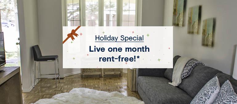 Centrepointe Ottawa apartment rental