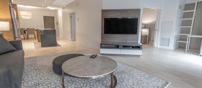 Furnished Luxury Rental Toronto