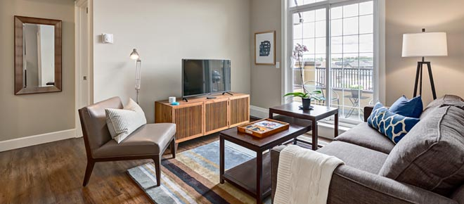 Furnished Executive Suites In Calgary At The Laurier | Minto