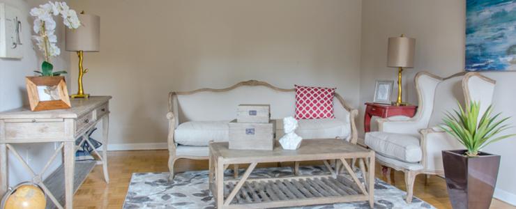 Upper Canada Living Room