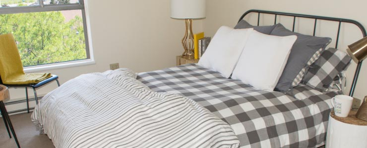 Bedroom at the Aventura