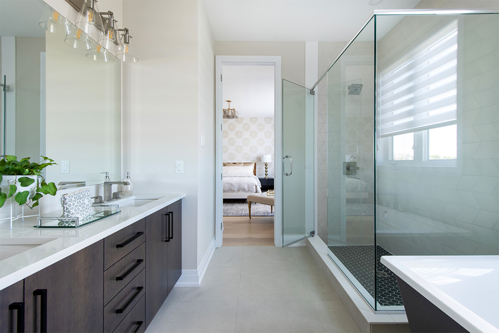Killarney Bathroom, Minto Communities Ottawa
