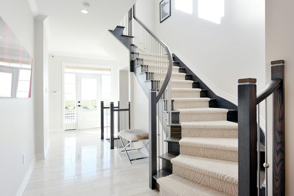 Fitzroy Staircase, Minto Communities Ottawa