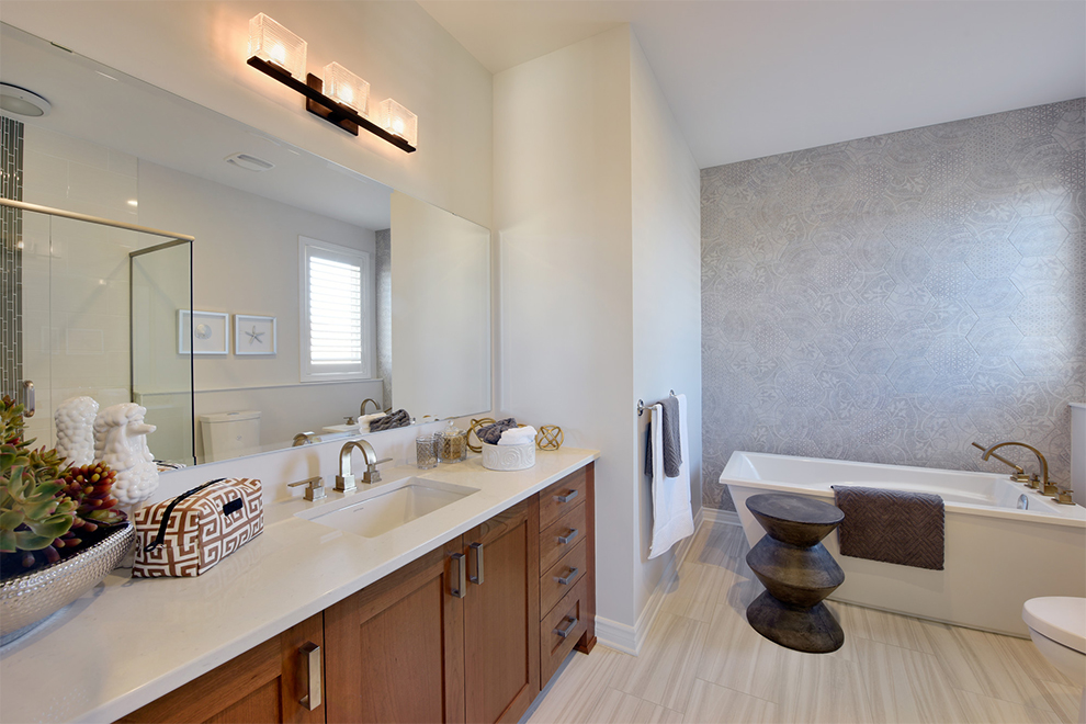 Fitzroy Bathroom, Minto Communities Ottawa