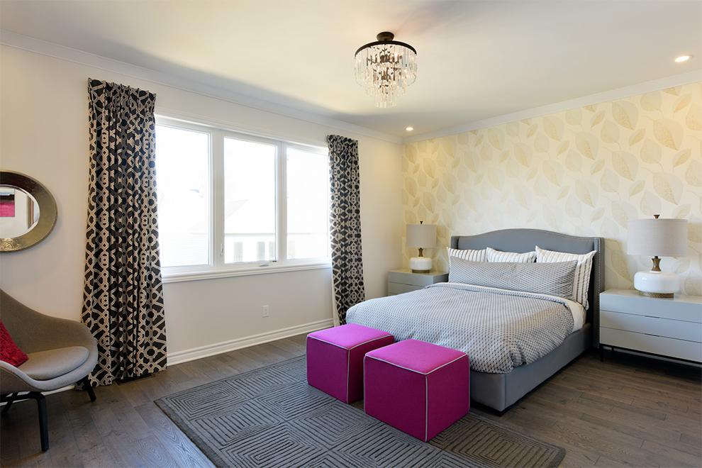 Fitzroy Bedroom, Minto Communities Ottawa