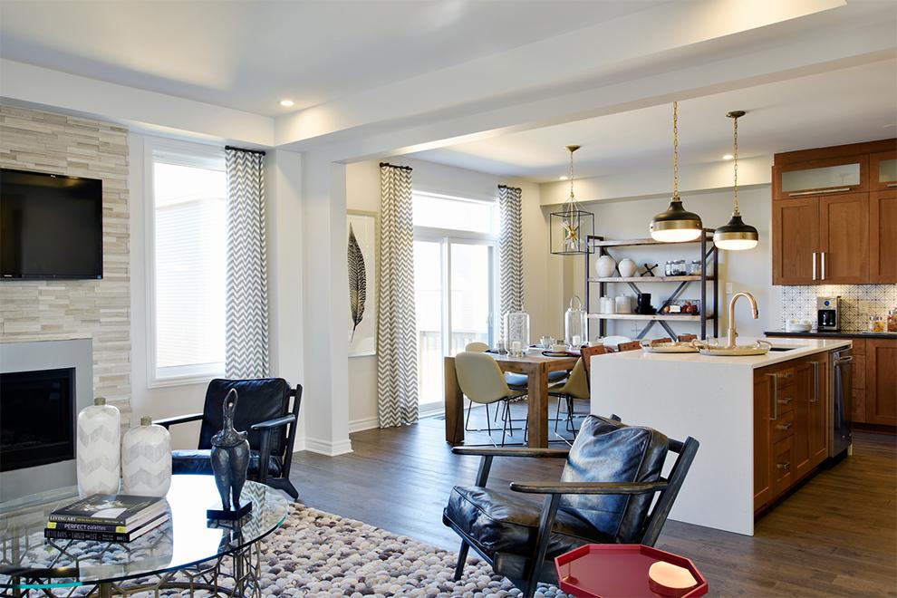 Fitzroy Living Room, Minto Communities Ottawa
