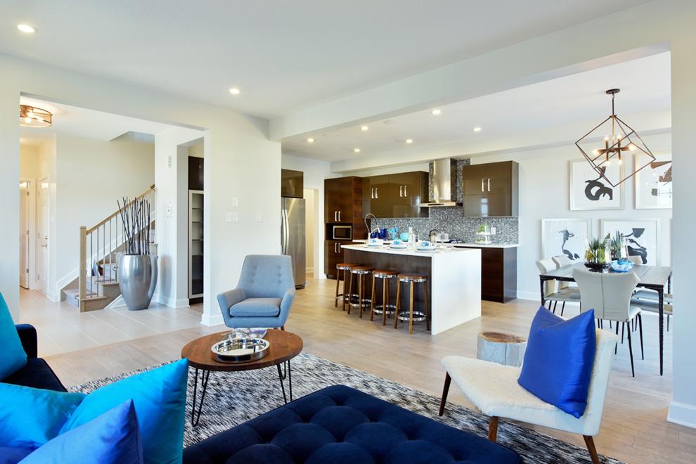 Talbot Living Area, Minto Communities Ottawa