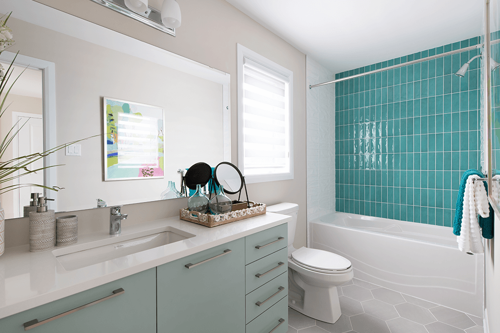 Kinghurst Bathroom, Minto Communities Ottawa