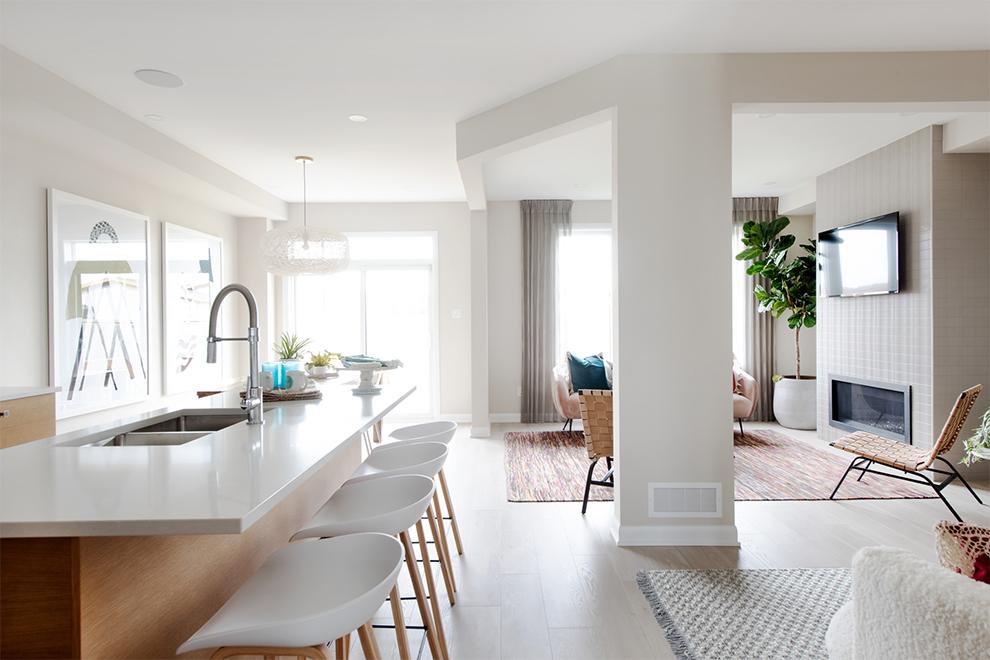 Kinghurst Living Area, Minto Communities Ottawa