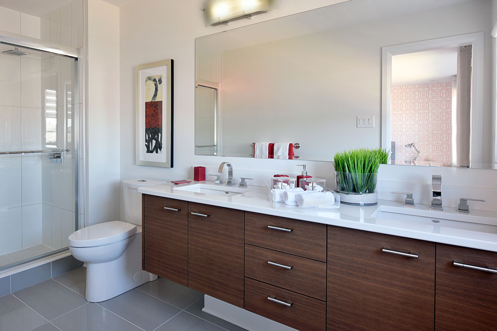 Kinghurst - Single Family Home - Bathroom - by Minto Communities