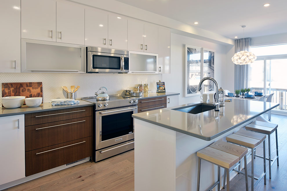 Kinghurst - Single Family Home - Kitchen - by Minto Communities