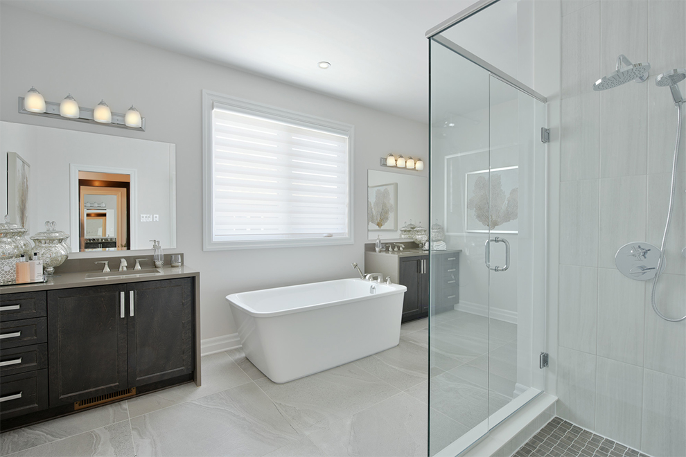 Marquette Bathroom, Minto Communities Ottawa