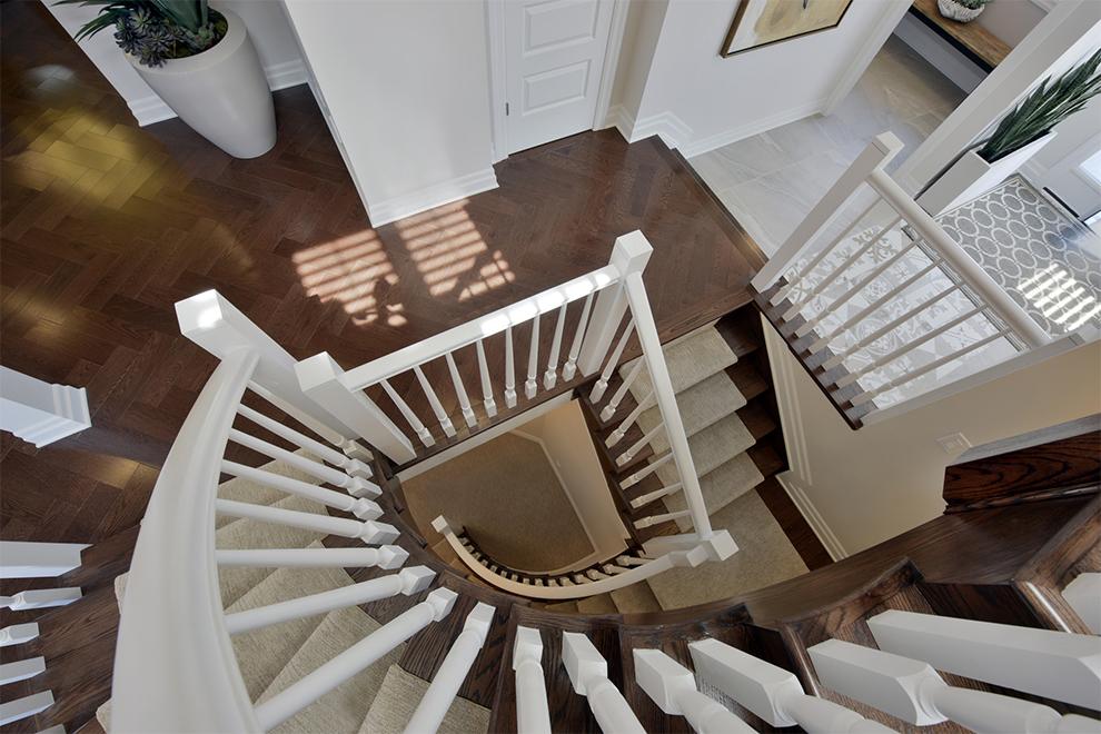 Marquette Staircase, Minto Communities Ottawa
