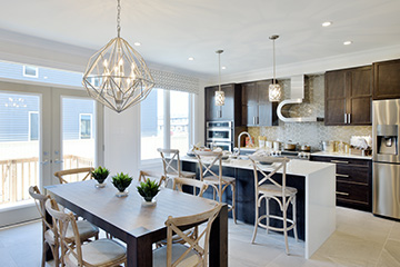 Marquette - Single Family Home - Kitchen - by Minto Communities