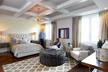 Marquette - Single Family Home - Master Bedroom - by Minto Communities