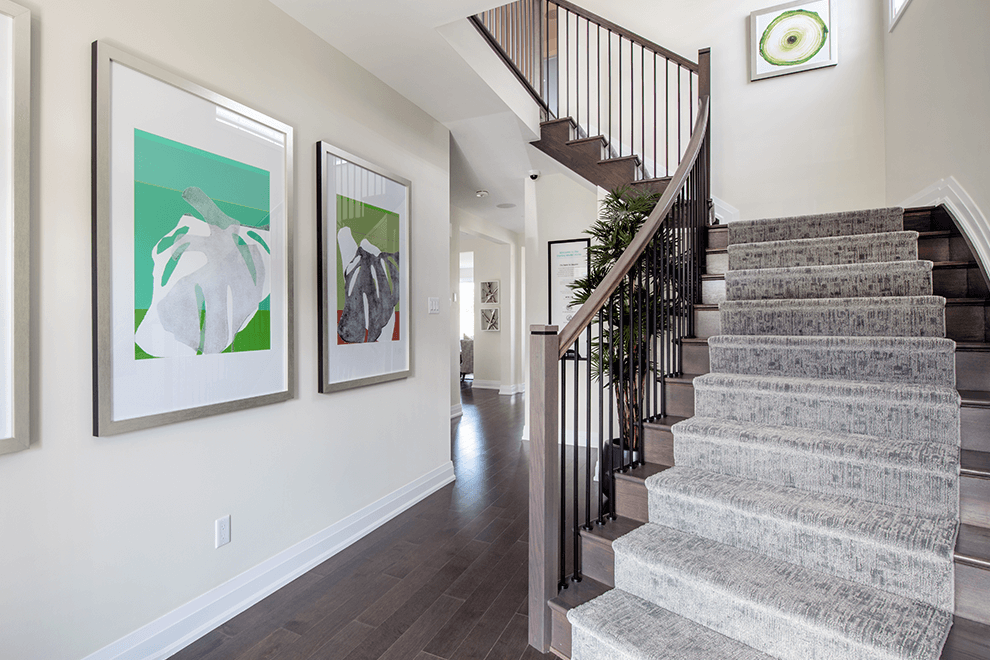 Stanley Stairs, Minto Communities Ottawa