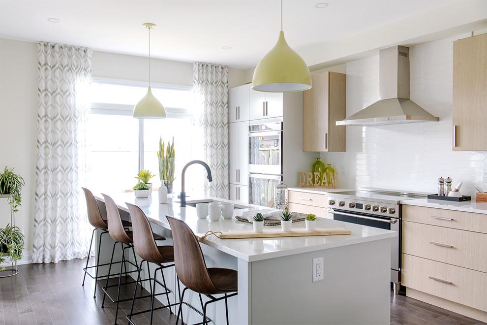 Stanley Kitchen, Minto Communities Ottawa